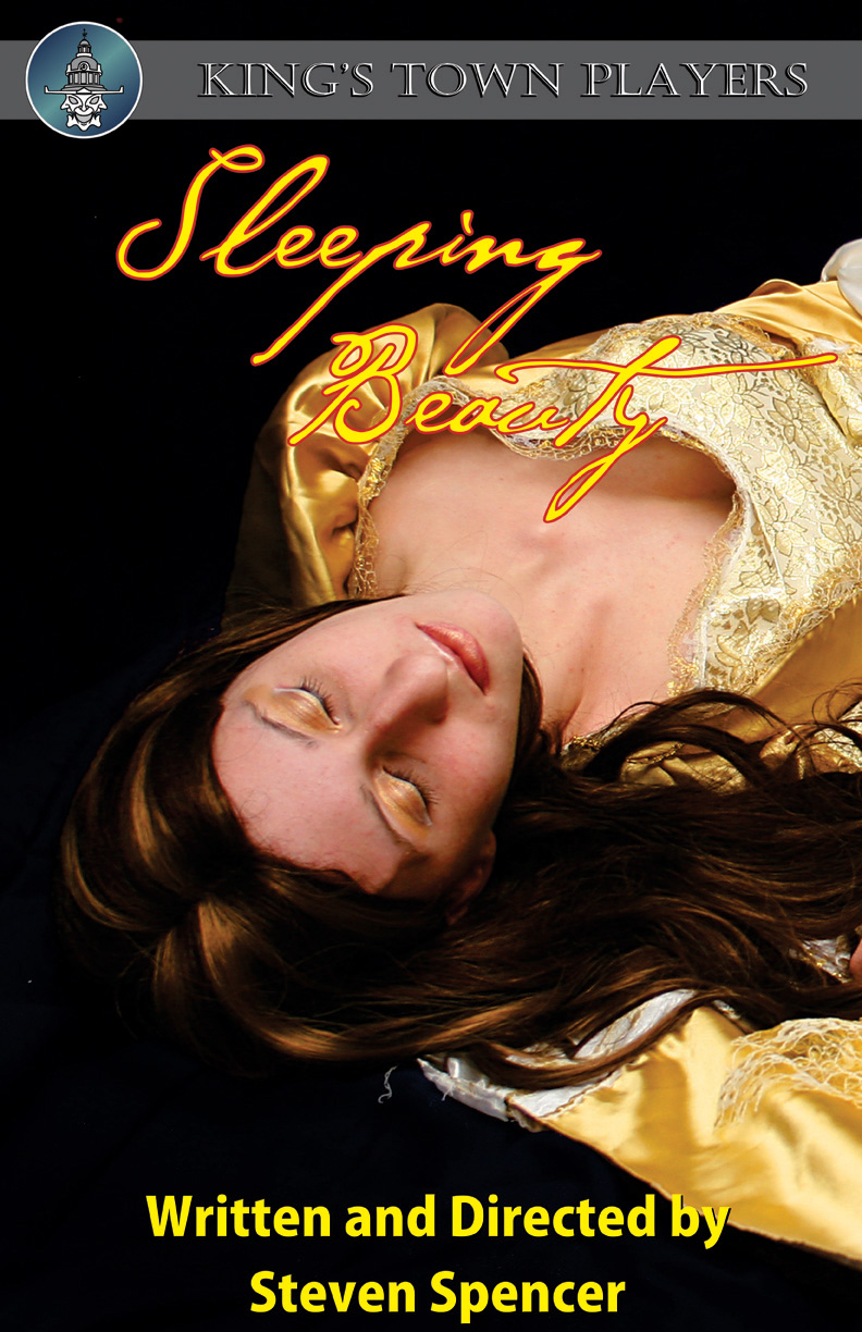 KTP Sleeping Beauty Poster Small
