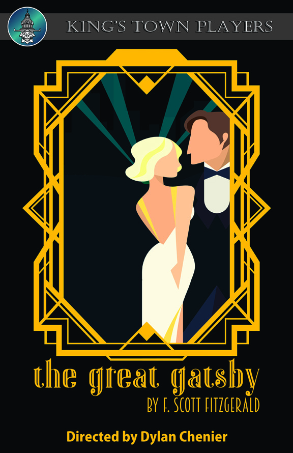 KTP Great Gatsby Poster Small 2